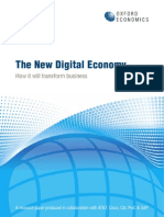 The New Digital Economy