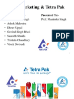B2B Marketing & Tetra Pak