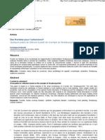 Érudit_ Cahiers de géographie du Québec v49 n137 2005, p.133-156_ Badariotti_ Des fractales pour l'urbanisme_