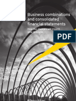 IFRS Business Comb Consolid Fin Stments March09