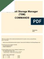 45039737 Ibm Tsm Commands