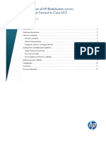 UCS FI vs HP Virtual Connect