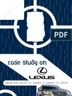 Lexus Imparting Value to Luxury and Luxury to Value 1203351732435218 3