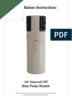 Owners Heatpump Module Air Sourced 310 126535 Rev E-0309
