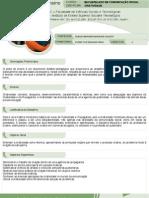 Plano de Ensino Criatividade 2012