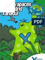 Comic Pandilla de Xadú - Abril 2012