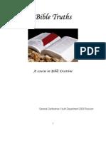 Bible Truths Manual