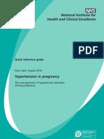 hipertensi dalam kehamilan