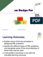Problem Design PBL