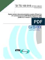 GSM 07.07