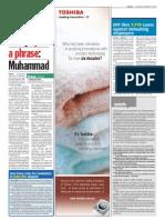 TheSun 2008-12-16 Page08 Ketuanan Melayu Just a Phrase Muhammad Taib