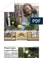 2012 Home And Garden Section