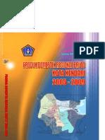 PDRB 2005-2009