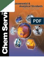 2012-2013 Chem Service Catalog