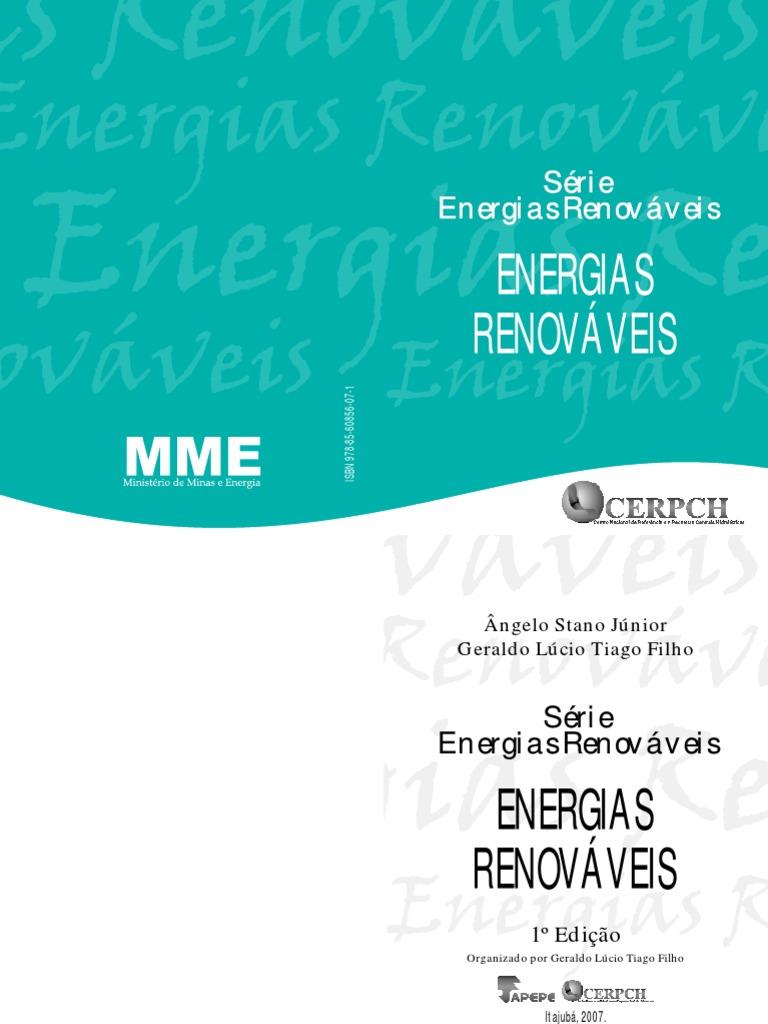aec2ed358c9 Cartilhas Energias Renovaveis Renovaveis