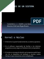 Presentacion Kernel