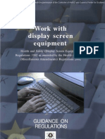 L26 Work With Display Screen Equipment