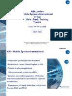 MSI - Presentation - Tunisia_PDF_III
