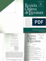 Rev Chilena de Lit 2010