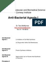 Anti-Bacterial Agents I NewBB[1]