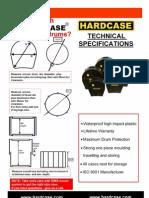 Hardcase Tech Spec