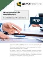CURSO UNIVERSITARIO DE ESPECIALIZACIÓN EN CONTABILIDAD FINANCIERA