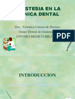 Confer en CIA Anestesia en La Clinica Dental 2