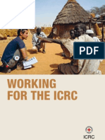 Working for the ICRC