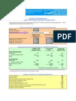 Consumer Residential Refrig Sav Calc