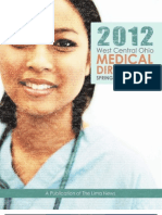 2012 Medical Directory-Spring and Summer