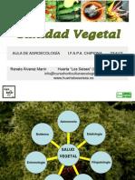 Aula de Agroecologia Ifapa Chipiona_ Sanidad Vegetal