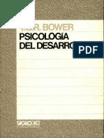 Psicologia Del Desarrollo - Bower