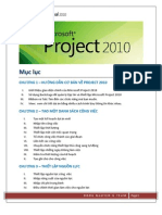 Hướng Dẫn Cơ Bản Về Micproject2010Professional
