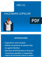 ABC Ul Vaccinarii Copiilor