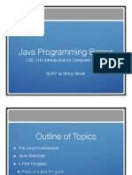 02 Java Programming Basics