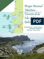 Parque Nacional Marítimo - Terrestre de las Islas Atlanticas de Galicia