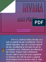 Invidia Dan Puric