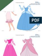 Princess Kate Middleton Paper Doll Printables 0311