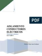 Aislamiento Conductores Eléctricos