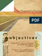 Chem 18.1 Experiment 3 - Le Chatelier's Principle