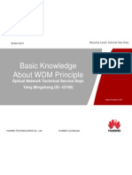 Basic Knowledge About WDM Principle-A