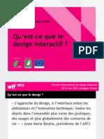 Qu'est-ce le design interactif -120327062540-phpapp02