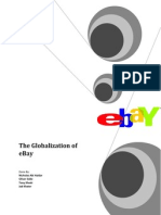 The Globalization of eBay