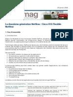 Ciscomag 14-Dossier-La Deuxieme Generation Netflow Cisco IOS Flexible Netflow