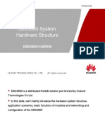DBS3800 System Structure