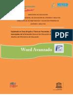 Manual Autoformativo de Word