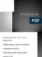 3.Attacks on SSL
