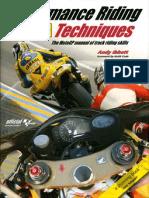 Sport Riding Techniques Pdf