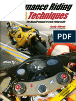 Performance Riding Techniques - The MotoGP Manual