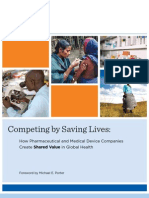 Competing by Saving Lives